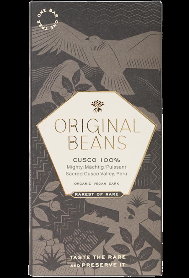 Chocolate Cusco Chuncho 100% - El Magnífico