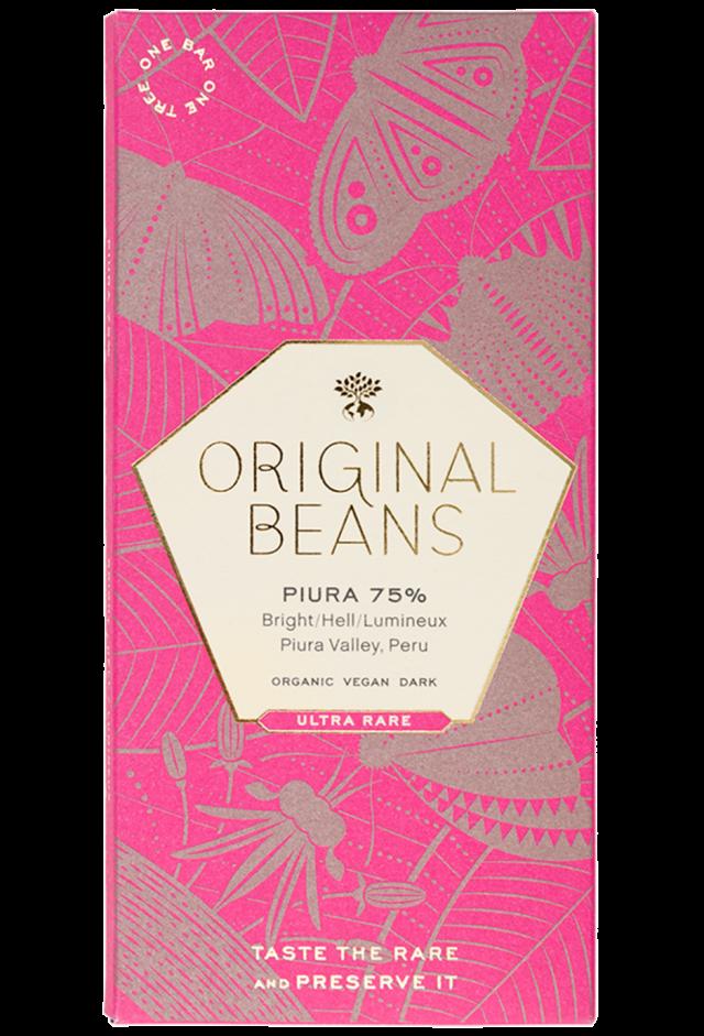 Chocolate Piura Porcelana 75% - El Magnífico