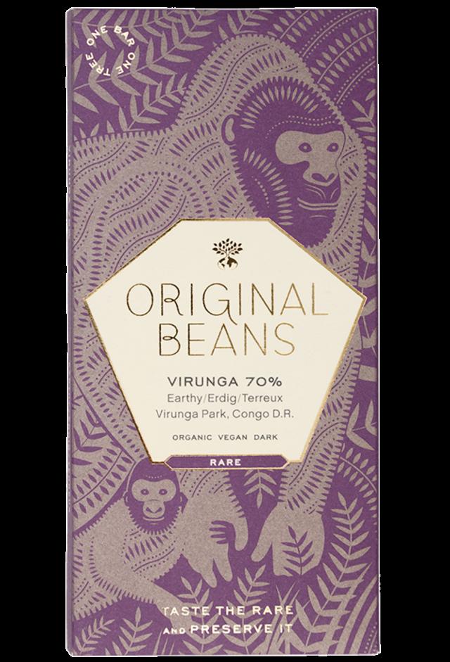Chocolate Cru Virunga 70% - El Magnífico