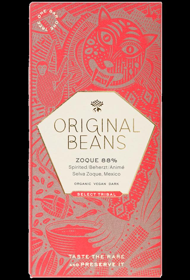 Chocolate Zoque 88% - El Magnífico