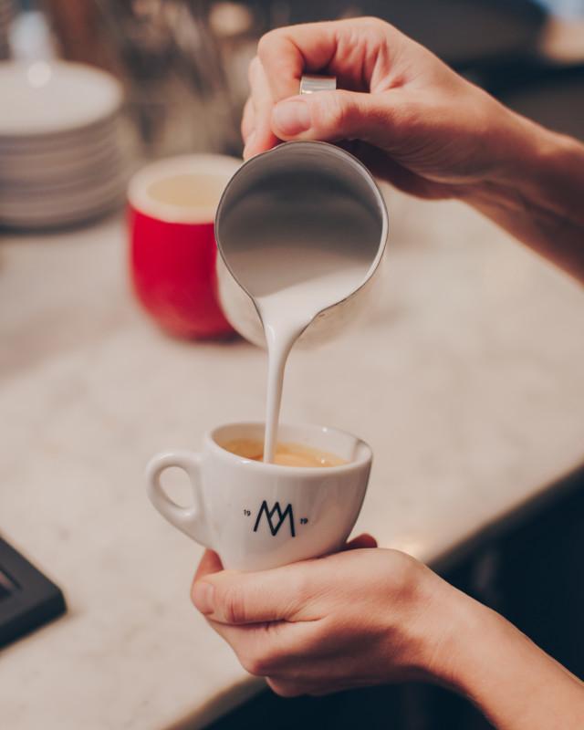 Latte Art - El Magnífico