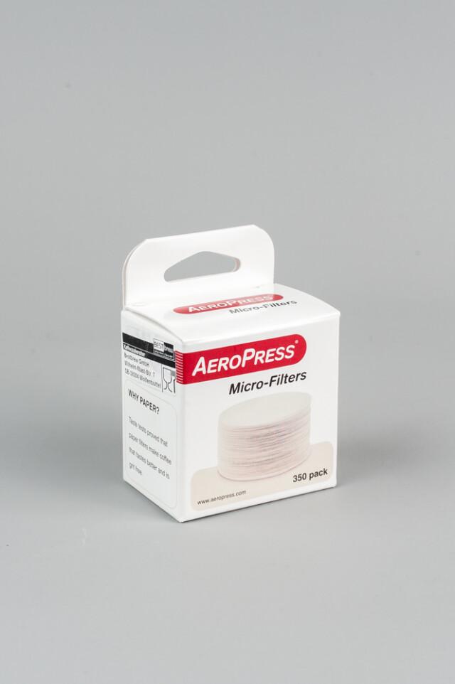 Filtros Aeropress - El Magnífico